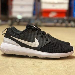Nike Roshe G Low Womens Golf Shoes Black Multi Sz